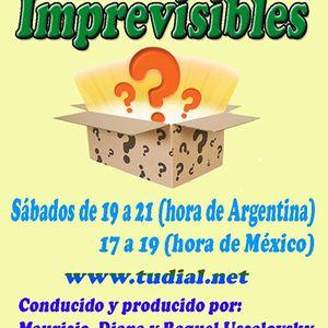 Programa de radio Imprevisibles del 07-10-2017