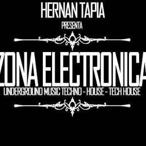 Hernan Tapia present Zona Electronica 06.07.13