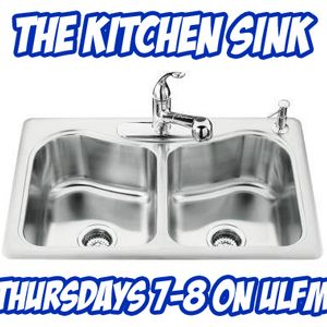 Kitchen Sink on ULFM - November 29th 2012 - Liam Printer & Chris Callaghan - Live recording