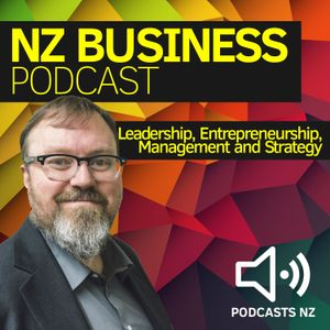 NZ Business Podcast 22: Matt Gould - Artificial Intelligence and bringing clarity from complexity