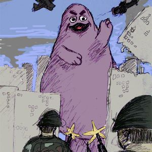Nothing Can Kill The Grimace 2