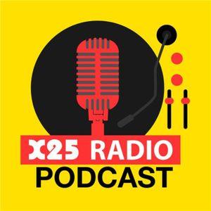 X25 Radio with Greenville North Carolina Music Producer Frauntz (Remastered)