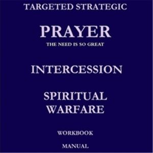 SHATTER PRAYER MAP INTERCESSION TRAINING MANUAL - ONGOING