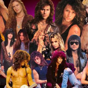 Hair's To The 80s Podcast Episode 3 - January 20, 2013