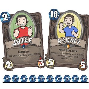 Hearthcore ep 70: Happy Meals