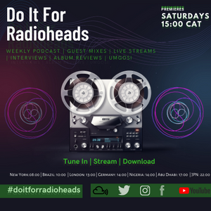 Do It For Radio Heads presents Spring Break mix by Marcelo Tavares