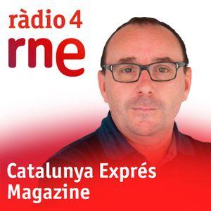 Catalunya Exprés Magazine - El grup Sotrac ens presenta el seu disc 'Sota el roure'