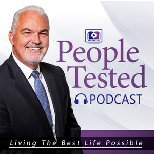 "People Tested Podcast – November/ December 2015 – Christine Abrahams Reads from ""The Unholy Ghost"""