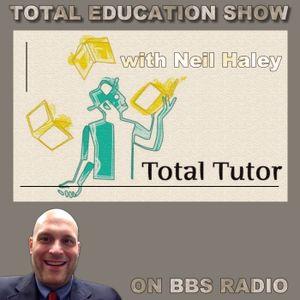 Total Education Show, September 7, 2016
