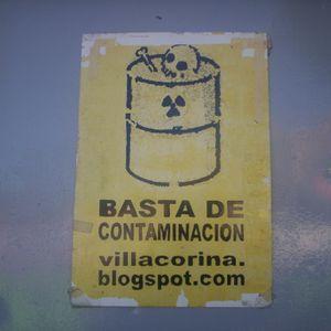 Corina electrónica @ Radio comunitaria de Villa Corina (2011 jun 11)