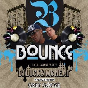 Bounce Nights Presents DJ Luck & MC Neat - Official Mix