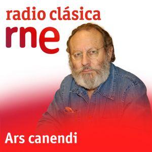 Ars canendi - A la música - 25/12/16