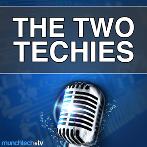 The Two Techies 371: Slight Diversification