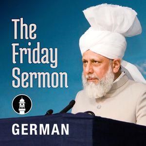 [German] Essence of Tarbiyyat July 15th 2016