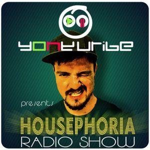 HousePhoria 008 20.02.15 mixed by Yony Uribe