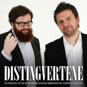 Distingvertene s02e08 – LIVE med Else Kåss Furuseth