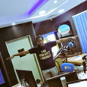 DJ WIL DANCEHALL MIXED WITH AFROBEAT MIX ON DANCE FORCE 91 3