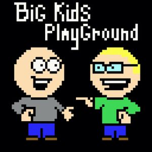 Big Kids Playground ep.8 - BKP Crewcast (episode 1)