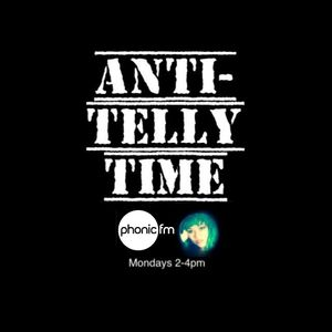 Anti-Telly Time: 8th show of 2016 with guests CaveMouth