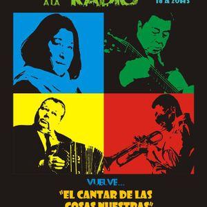 El Cantar de las Cosas Nuestras - Programa Nº20 (19/8/12)