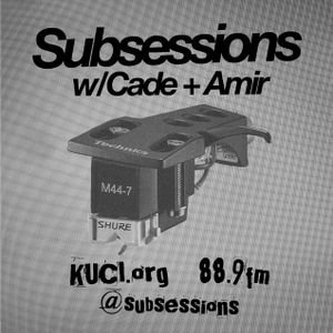 Subsessions 109--DJ Amro and Gravekeeper--March 11 2017