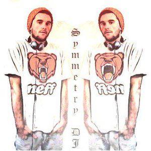 Symmetry D'n'B Mix May 2012