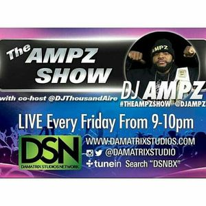 The Ampz Show October 16, 2015