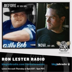 Ron Lester on Weight Loss, Near Death and Roles