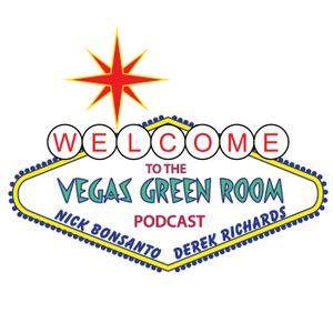 Vegas Green Room w/ Derek Richards and guest Andy Johnson from Love Cloud Vegas