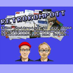 RETROKOMPOTT (006) - Dt. Spielefirmen Part 2