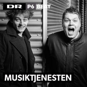 Musiktjenesten 2017-08-24