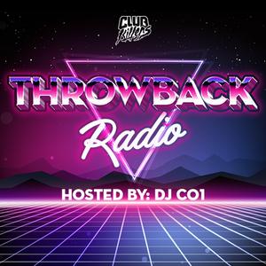 Throwback Radio #9 - DJ CO1 (Booty Bass)
