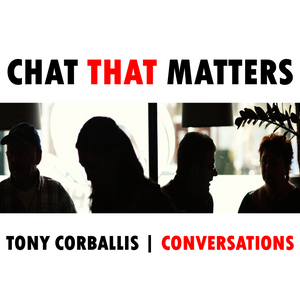Chat That Matters | 011 Eco-Warrior on Why Waiters Charm