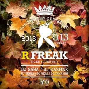 R Freak Live Mix by Genta