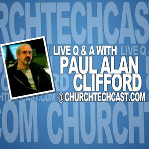 Answers to church tech questions on My church's live stream, Props for lower thirds, and SDI signal
