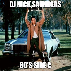 DJ Nick Saunders Old Skool Mix Volume 1