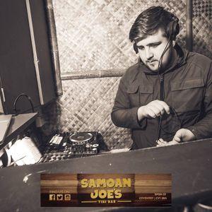Samoan Joes All things Tiki by DJ Callum Rigby