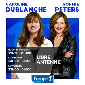 Libre antenne - Sophie Peters - 21/10/2017