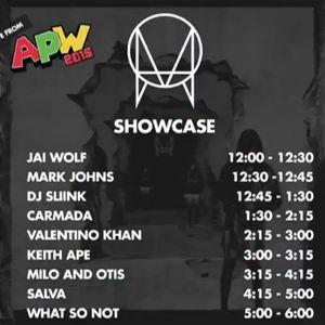 Milo & Otis 3/19/15 OWSLA APW Showcase by OWSLA_SXSW | Mixcloud