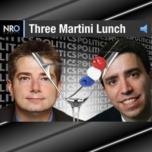Three Martini Lunch 3/10/15