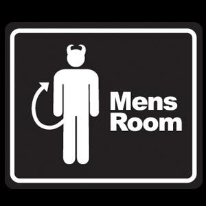 02-24-17 2pm Mens Room takes a chance