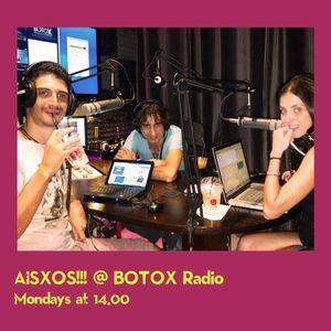 Aisxos @ BOTOX Radio 16/06/2014