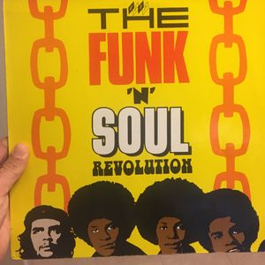 The Funk 'N' Soul Revolution Part 1