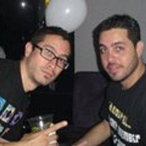 CODEZERO - Live @ The Party Zone X100 FM (02.26.2006)