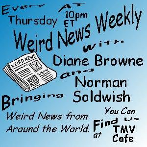 Weird News Weekly June 18 2012