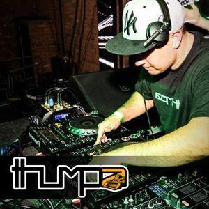 Thumpa LIVE @ Whiplash April 2012 (Bouncy Hardcore)