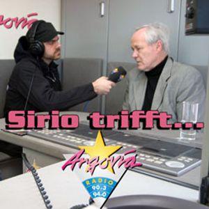 Sirio Trifft: STEVEN MACK