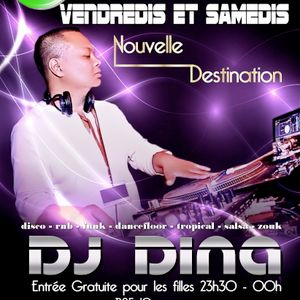 party 8O/90 GASY TOUCH SAM 02 JUIN ac DJ DiNA