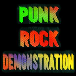 Show #107 Punk Rock Demonstration Radio Show with Jack
