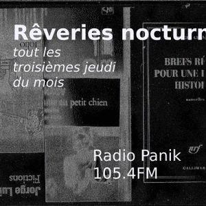 Rêveries nocturnes 7 (09/07/2013)